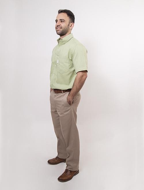 Camisa Manga Corta Premium 1c