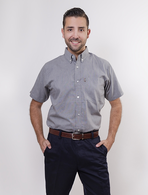 Camisa Manga Corta Premium 2a