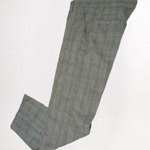 Pantalón Escolar Gales Verde Liso