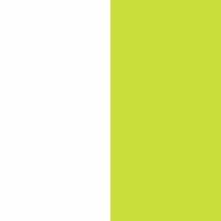 Blanco y Amarillo Neon